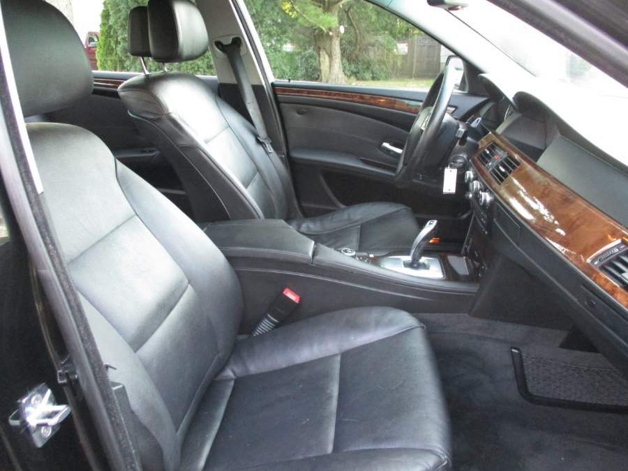 2009 BMW 5 Series 4dr Sdn 535i xDrive AWD, available for sale in West Babylon, New York   New Gen Auto Group. West Babylon, New York