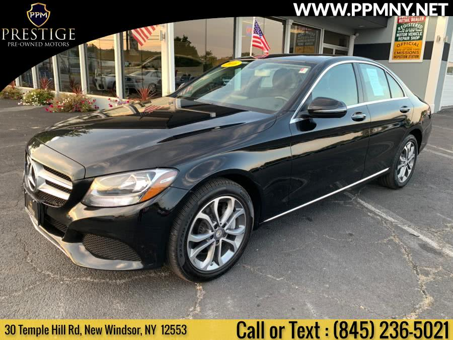Used 2016 Mercedes-Benz C-Class in New Windsor, New York | Prestige Pre-Owned Motors Inc. New Windsor, New York