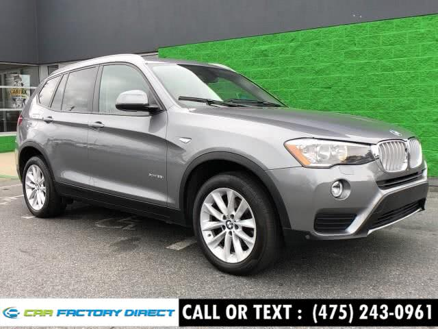 Used BMW X3 xDrive28i Navigation awd 2015 | Car Factory Direct. Milford, Connecticut