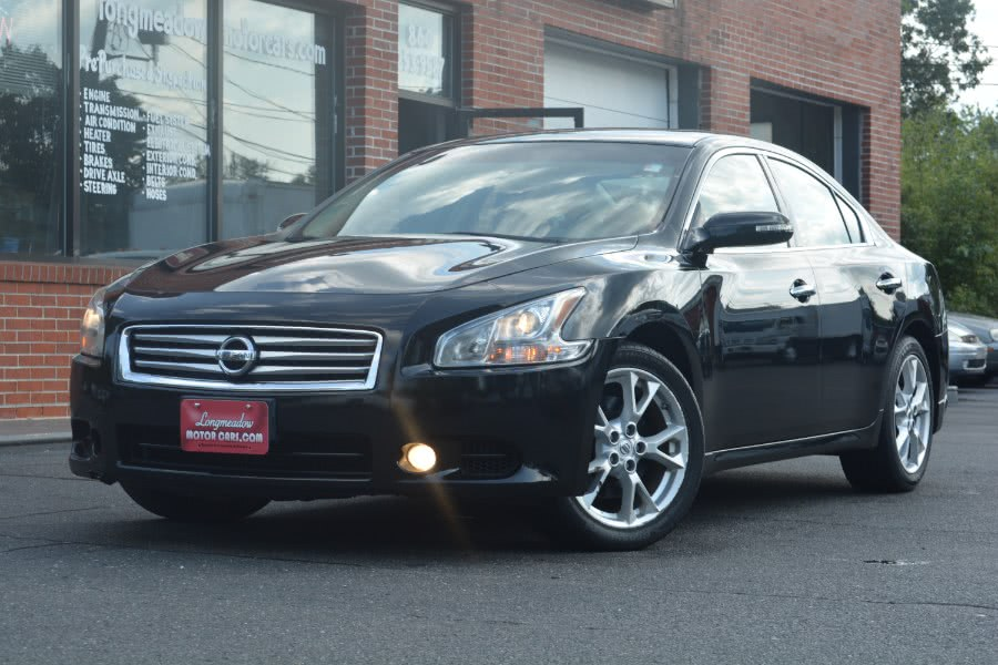 Used 2012 Nissan Maxima in ENFIELD, Connecticut | Longmeadow Motor Cars. ENFIELD, Connecticut