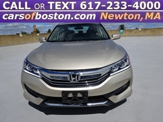 Used Honda Accord Sedan EX CVT 2017 | Jacob Auto Sales. Newton, Massachusetts
