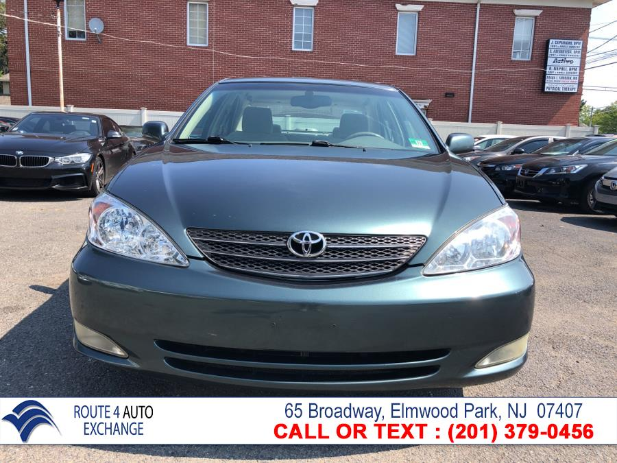 2004 Toyota Camry 4dr Sdn XLE Auto (Natl), available for sale in Elmwood Park, New Jersey | Route 4 Auto Exchange. Elmwood Park, New Jersey