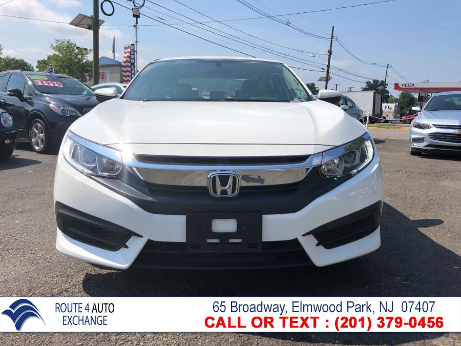 Used Honda Civic Sedan LX CVT 2018 | Route 4 Auto Exchange. Elmwood Park, New Jersey
