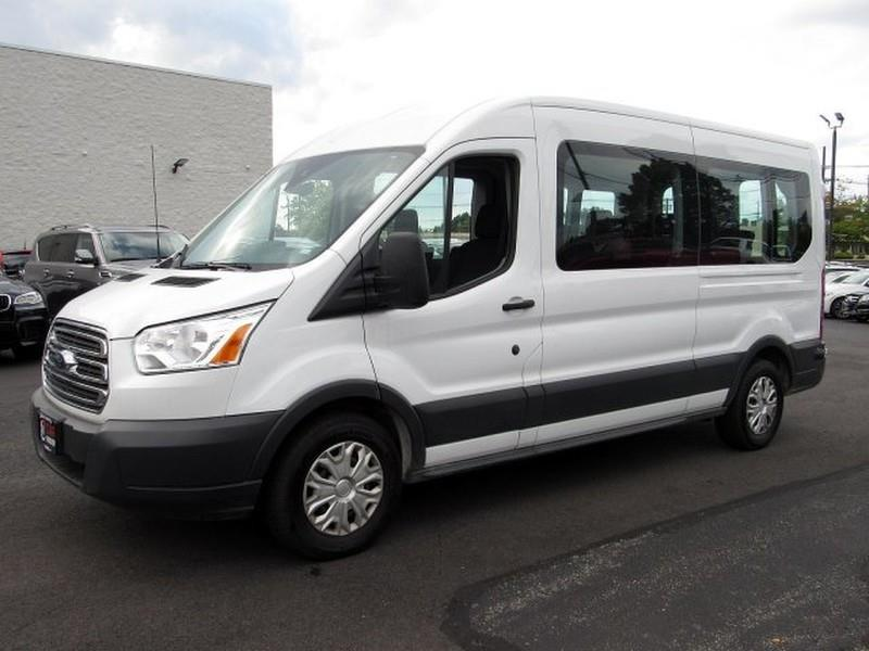 2018 Ford Transit Passenger Wagon XLT, available for sale in Maple Shade, New Jersey | Car Revolution. Maple Shade, New Jersey