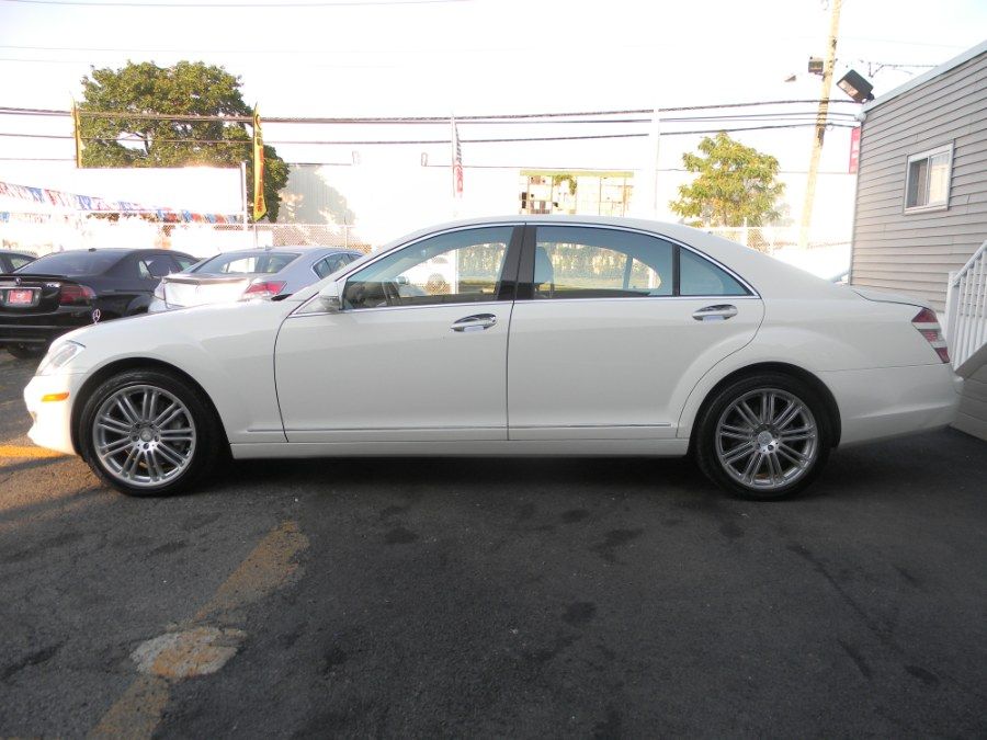 Used Mercedes-Benz S-Class 4dr Sdn 5.5L V8 4MATIC 2009 | DZ Automall. Paterson, New Jersey