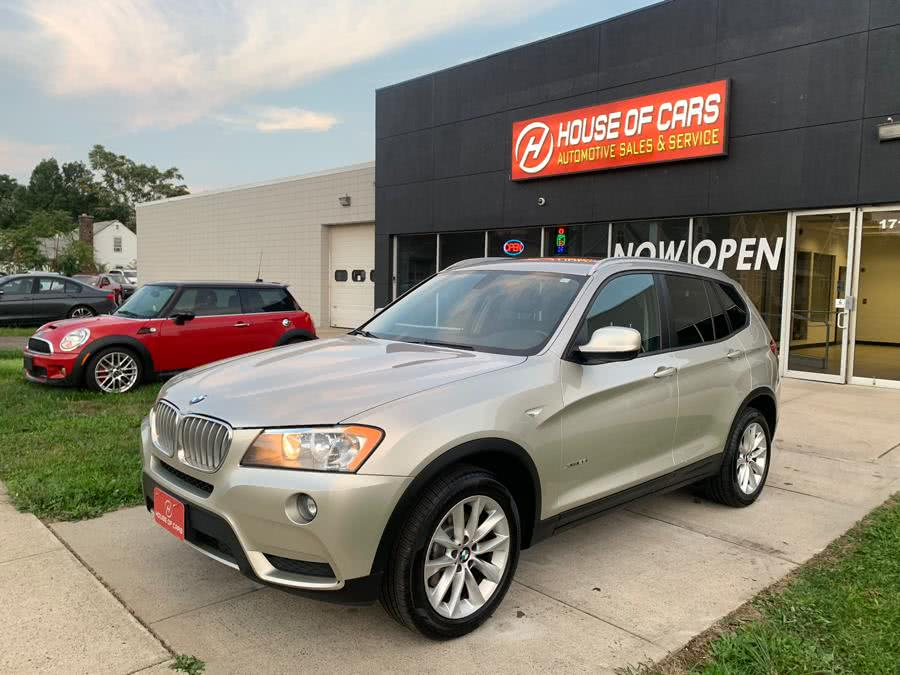 Used 2013 BMW X3 in Meriden, Connecticut | House of Cars CT. Meriden, Connecticut