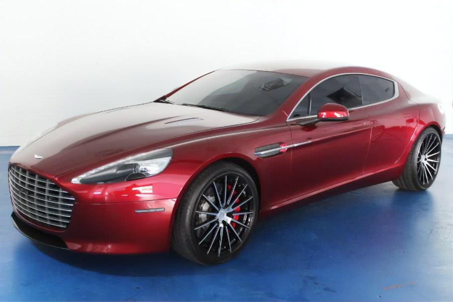 2015 Aston Martin Rapide S Base