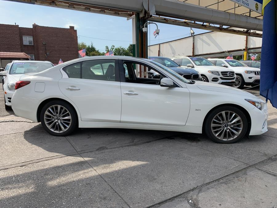 2018 Infiniti Q50 , available for sale in South Richmond Hill, New York | ID Auto Mall . South Richmond Hill, New York