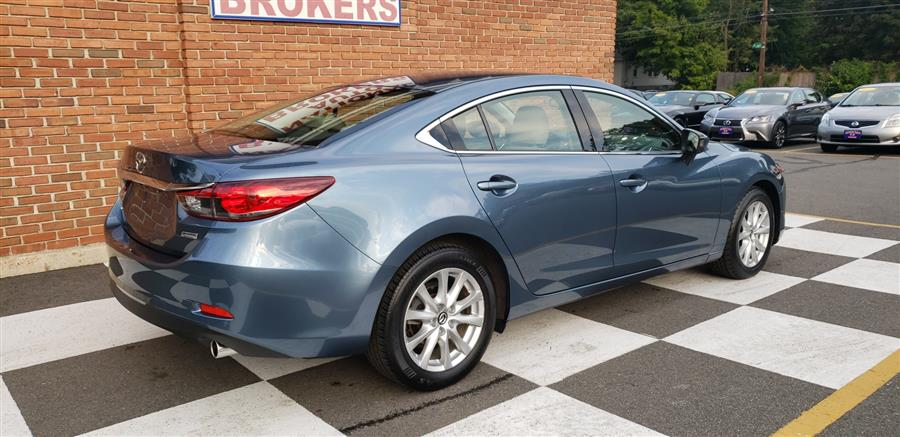 2016 Mazda Mazda6 4dr Sdn Auto i Sport, available for sale in Waterbury, Connecticut   National Auto Brokers, Inc.. Waterbury, Connecticut