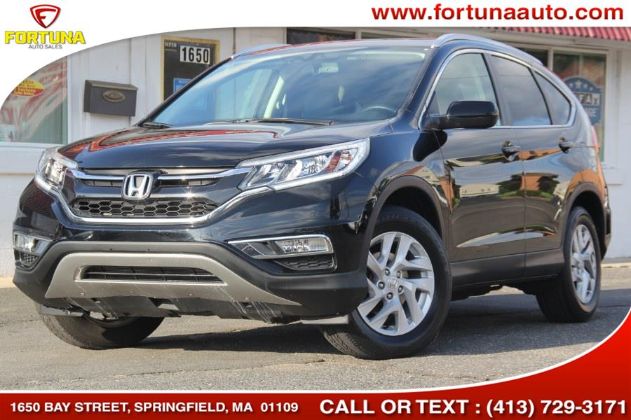 2015 Honda CR-V EX-L, available for sale in Springfield, Massachusetts | Fortuna Auto Sales Inc.. Springfield, Massachusetts