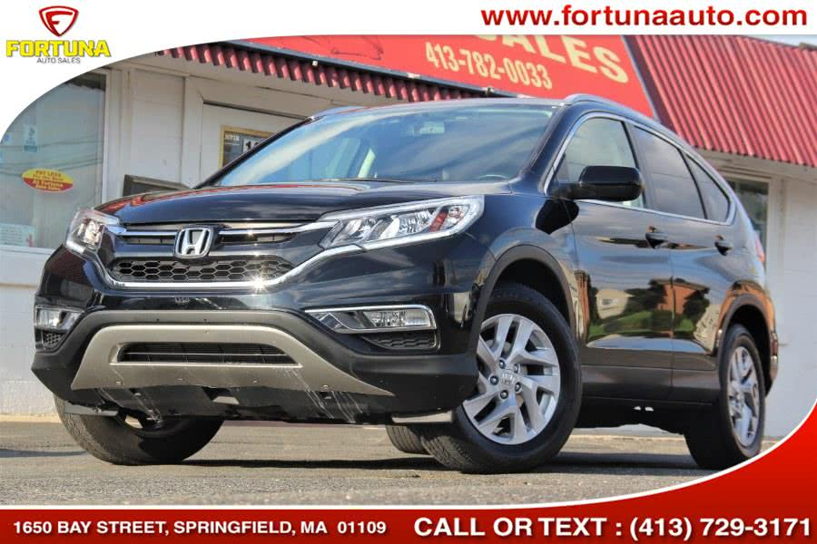Used 2015 Honda CR-V in Springfield, Massachusetts | Fortuna Auto Sales Inc.. Springfield, Massachusetts