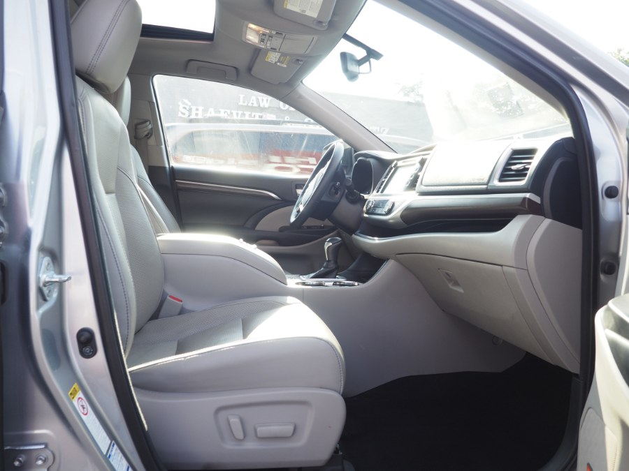 2016 Toyota Highlander AWD 4dr V6 Limited (Natl), available for sale in Jamaica, New York | Hillside Auto Mall Inc.. Jamaica, New York