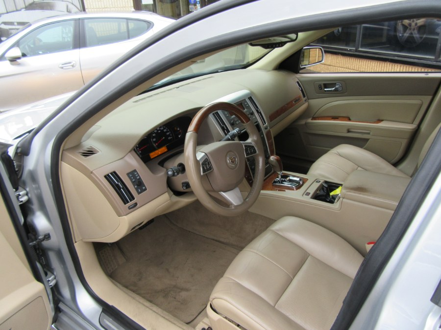 2009 Cadillac STS 4dr Sdn V8  w/1SE, available for sale in Little Ferry, New Jersey | Royalty Auto Sales. Little Ferry, New Jersey