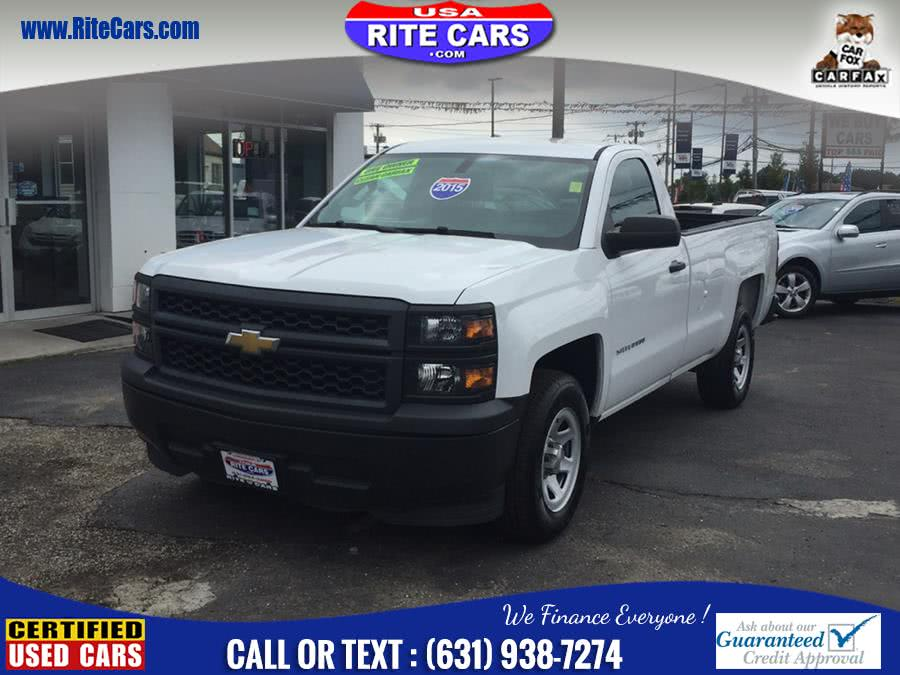 Used 2015 Chevrolet Silverado 1500 in Lindenhurst, New York | Rite Cars, Inc. Lindenhurst, New York
