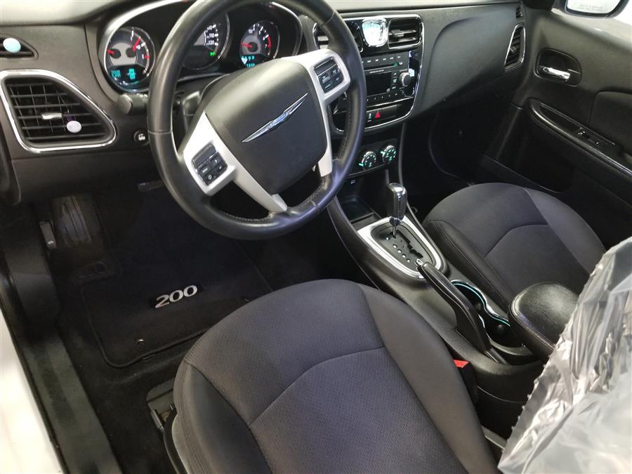 2013 Chrysler 200 4dr Sdn Touring, available for sale in Bridgeport, Connecticut | CT Auto. Bridgeport, Connecticut