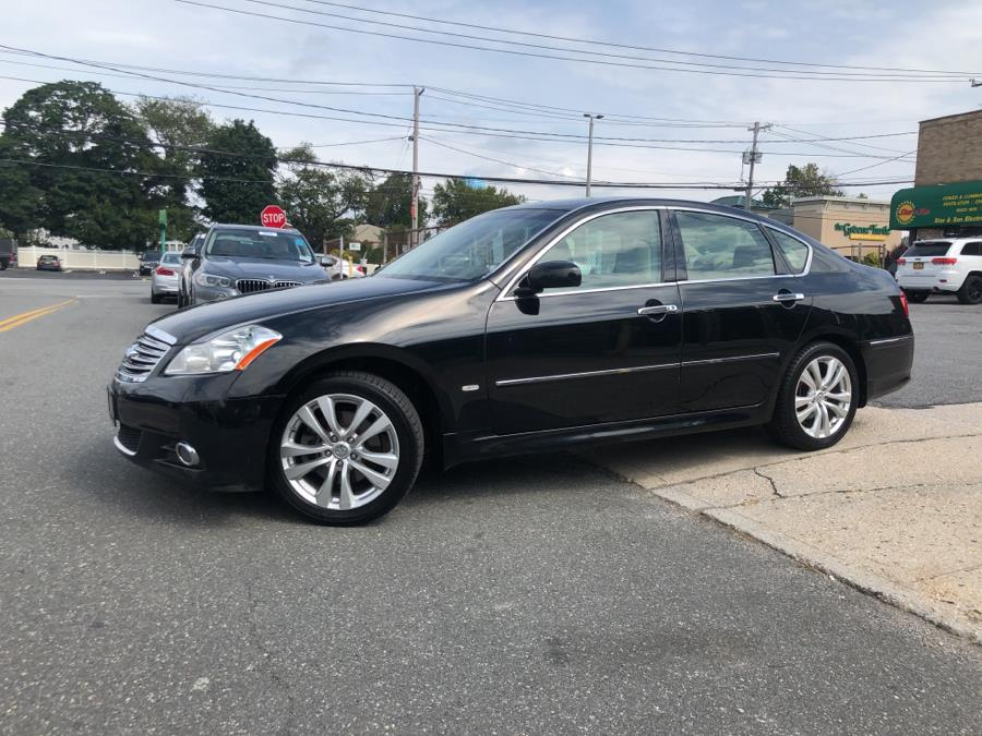 Used INFINITI M35 4dr Sdn AWD 2008 | Signature Auto Sales. Franklin Square, New York