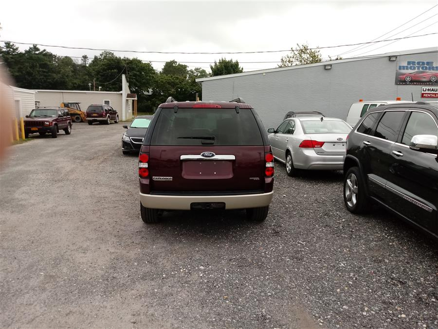 2007 Ford Explorer 4WD 4dr V6 Eddie Bauer, available for sale in Shirley, New York | Roe Motors Ltd. Shirley, New York