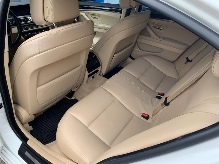 2011 BMW 5 Series 4dr Sdn 535i xDrive AWD, available for sale in Stamford, Connecticut | Harbor View Auto Sales LLC. Stamford, Connecticut