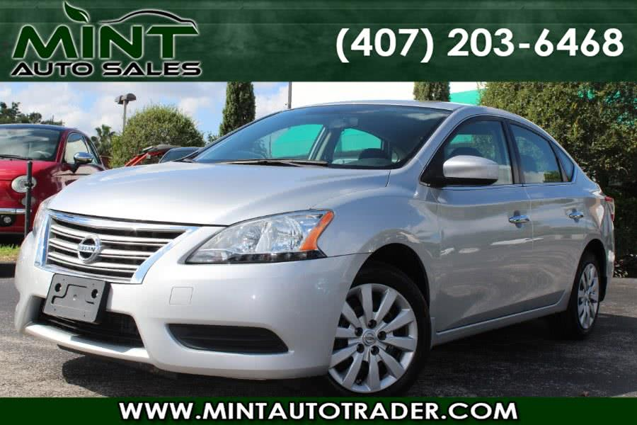 Used 2015 Nissan Sentra in Orlando, Florida | Mint Auto Sales. Orlando, Florida