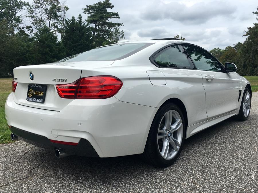 Used BMW 4 Series 2dr Cpe 435i xDrive AWD 2016 | Luxury Motor Club. Franklin Square, New York