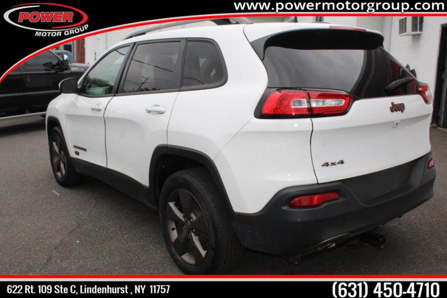 2016 Jeep Cherokee 4WD 4dr Latitude ANIIVERSARY, available for sale in Lindenhurst , New York | Power Motor Group. Lindenhurst , New York