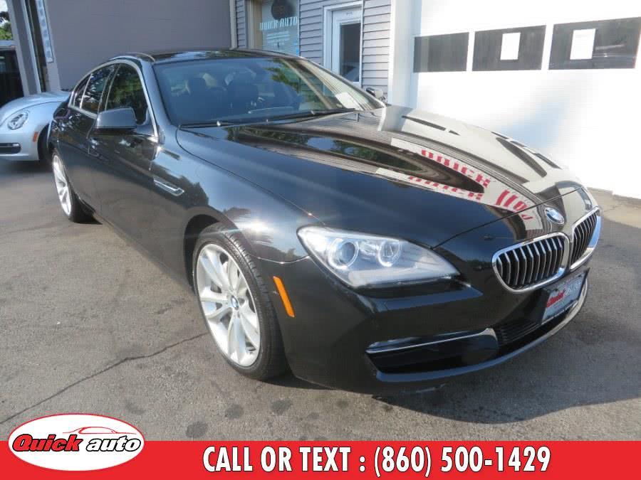 Used 2014 BMW 6 Series in Bristol, Connecticut | Quick Auto LLC. Bristol, Connecticut