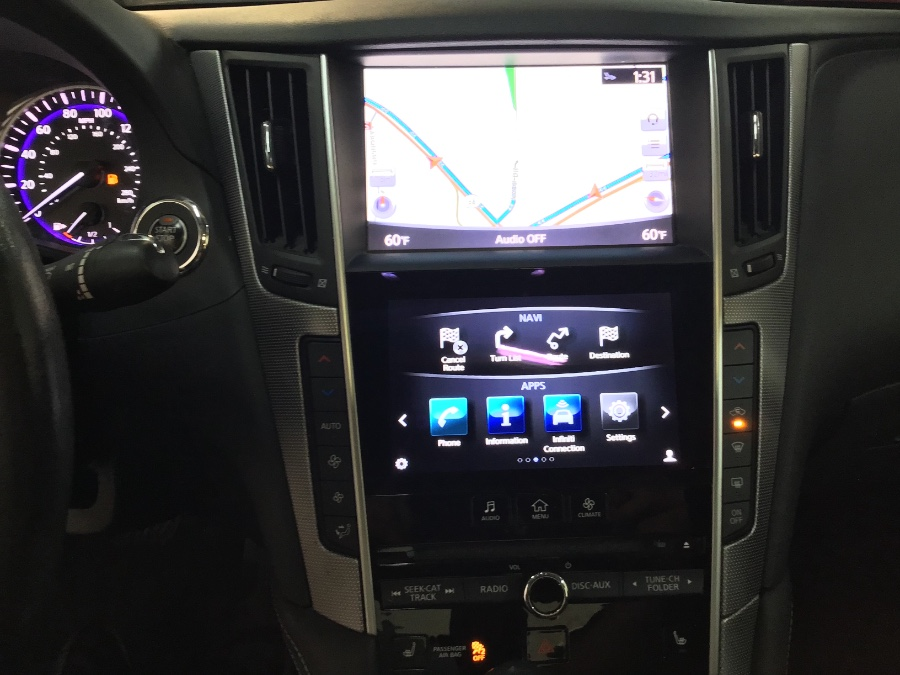 2015 INFINITI Q50 4dr Sdn Sport AWD, available for sale in Lodi, New Jersey | European Auto Expo. Lodi, New Jersey