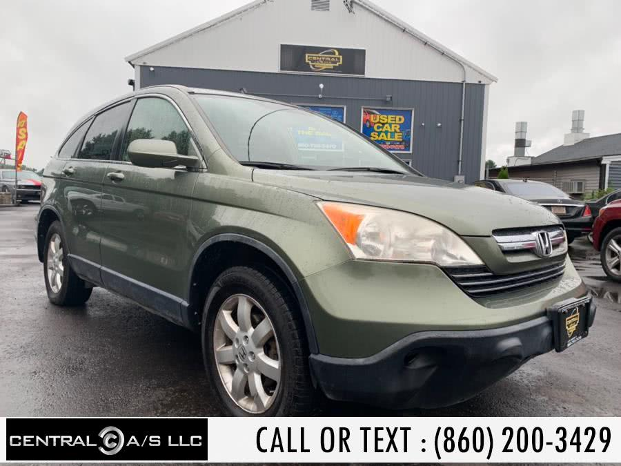 Used Honda CR-V 4WD 5dr EX-L 2008 | Central A/S LLC. East Windsor, Connecticut