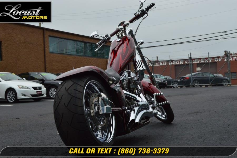 2004 american ironhorse texas chopper custom, available for sale in Hartford, Connecticut | Locust Motors LLC. Hartford, Connecticut