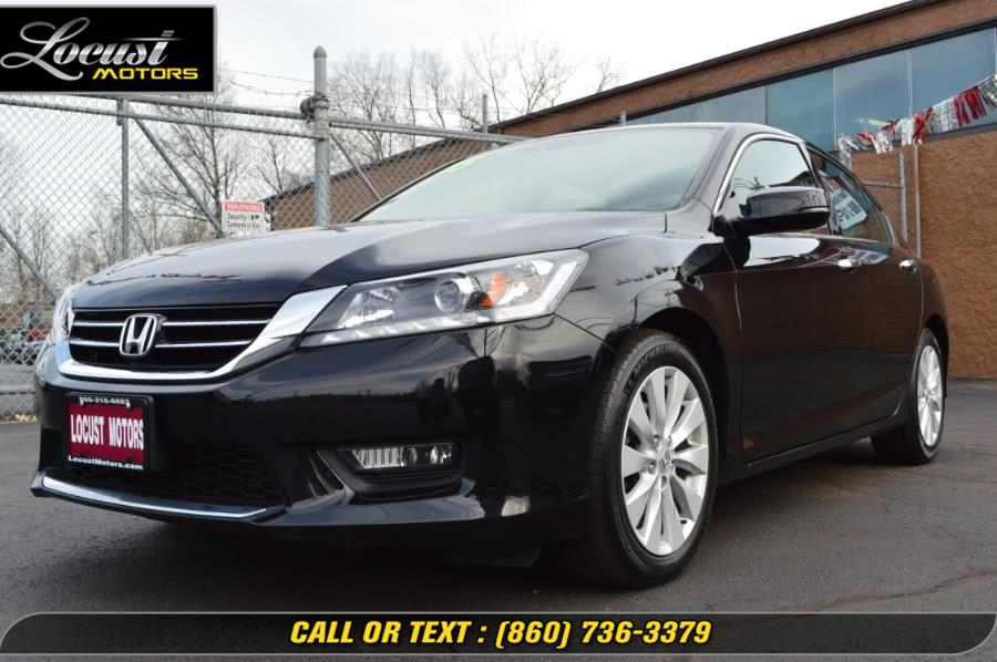 Used 2015 Honda Accord Sedan in Hartford, Connecticut | Locust Motors LLC. Hartford, Connecticut