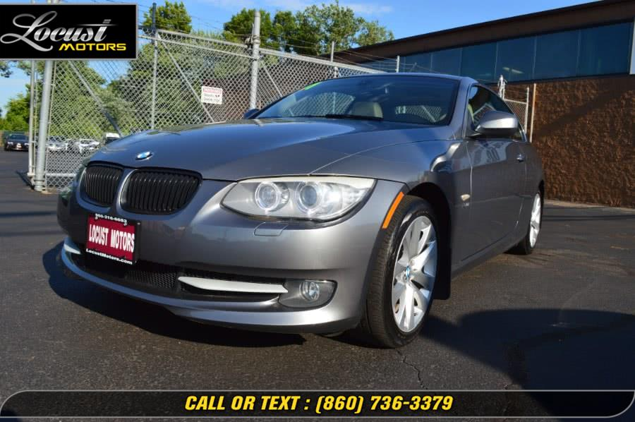 Used BMW 3 Series 2dr Cpe 328i xDrive AWD SULEV 2011 | Locust Motors LLC. Hartford, Connecticut