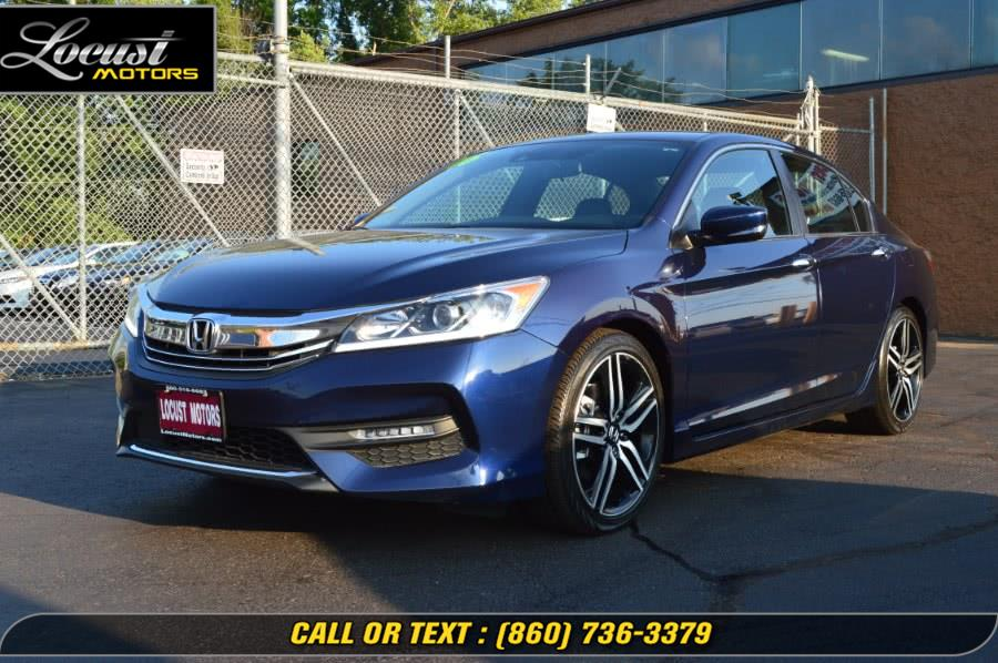 Used 2016 Honda Accord Sedan in Hartford, Connecticut | Locust Motors LLC. Hartford, Connecticut
