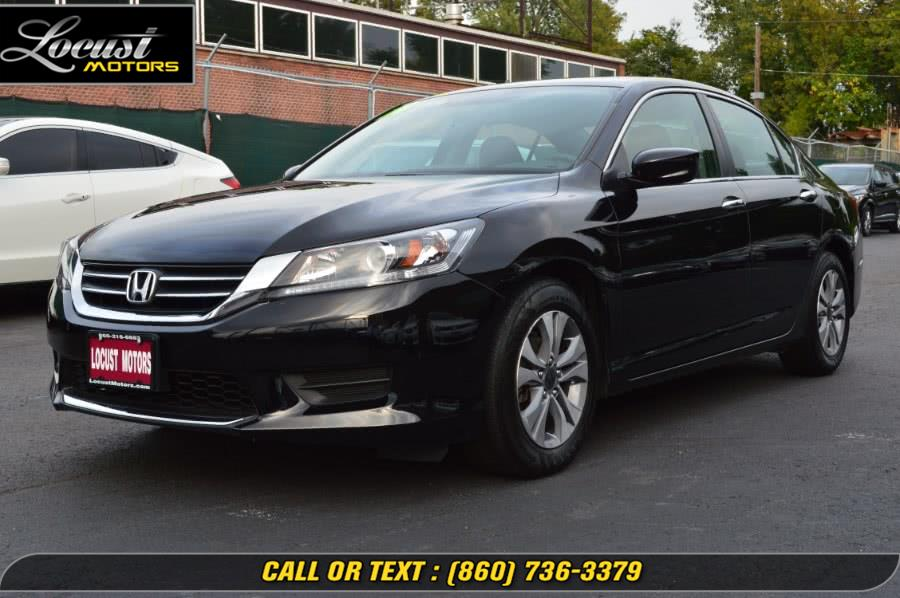 Used 2014 Honda Accord Sedan in Hartford, Connecticut | Locust Motors LLC. Hartford, Connecticut