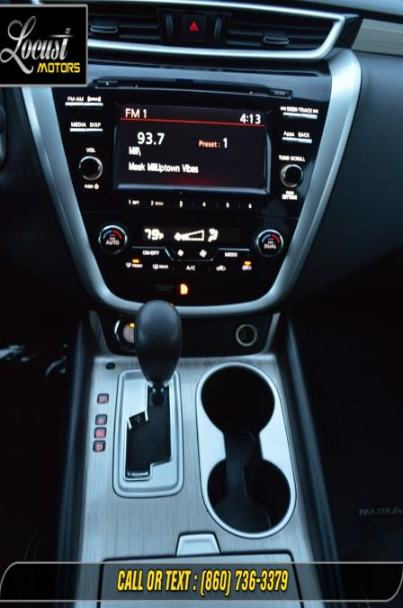2015 Nissan Murano AWD 4dr S, available for sale in Hartford, Connecticut | Locust Motors LLC. Hartford, Connecticut