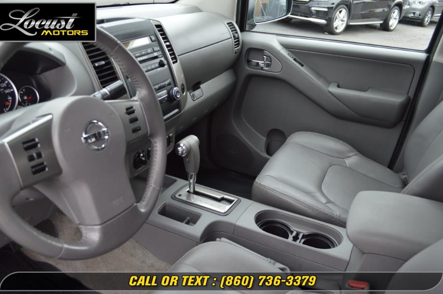 2011 Nissan Frontier 4WD Crew Cab SWB Auto S, available for sale in Hartford, Connecticut | Locust Motors LLC. Hartford, Connecticut