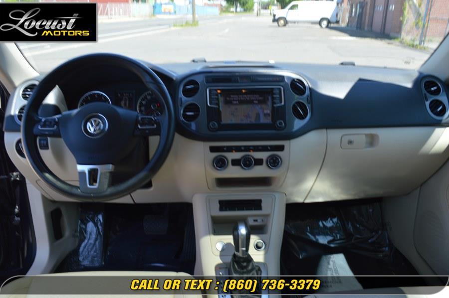 2016 Volkswagen Tiguan 4MOTION 4dr Auto S, available for sale in Hartford, Connecticut | Locust Motors LLC. Hartford, Connecticut