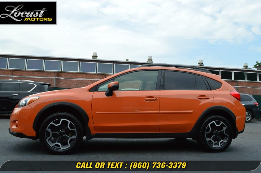 Used Subaru XV Crosstrek 5dr CVT 2.0i Limited 2015 | Locust Motors LLC. Hartford, Connecticut
