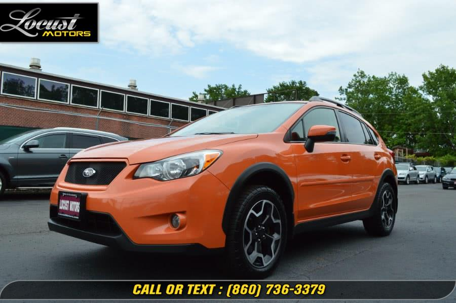 Used 2015 Subaru XV Crosstrek in Hartford, Connecticut | Locust Motors LLC. Hartford, Connecticut