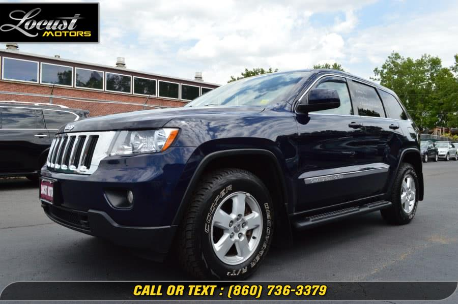 Used Jeep Grand Cherokee 4WD 4dr Laredo 2012 | Locust Motors LLC. Hartford, Connecticut