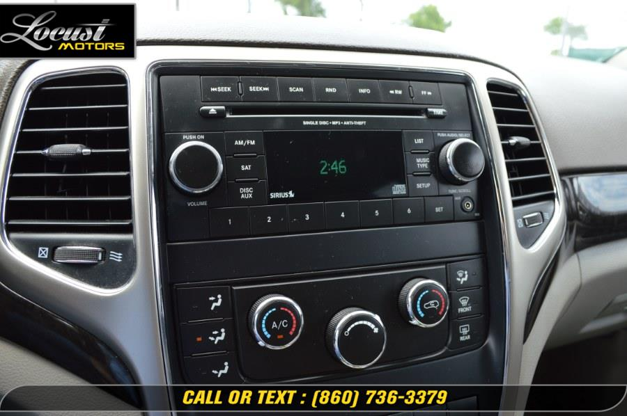 2012 Jeep Grand Cherokee 4WD 4dr Laredo, available for sale in Hartford, Connecticut | Locust Motors LLC. Hartford, Connecticut