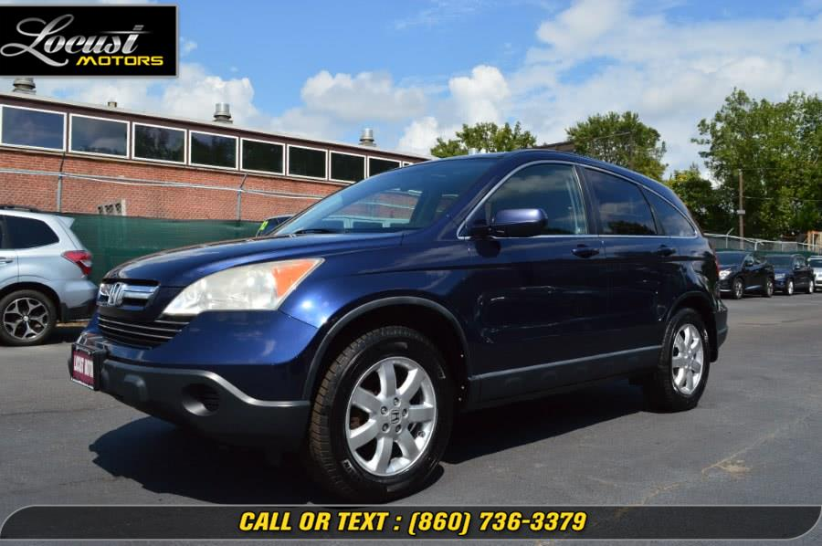 Used Honda CR-V 4WD 5dr EX-L 2007 | Locust Motors LLC. Hartford, Connecticut