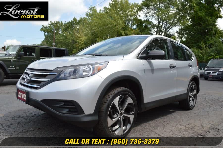 Used Honda CR-V AWD 5dr LX 2013 | Locust Motors LLC. Hartford, Connecticut