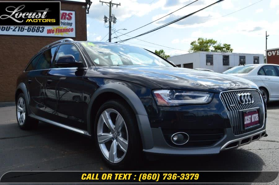 Used 2014 Audi allroad in Hartford, Connecticut | Locust Motors LLC. Hartford, Connecticut