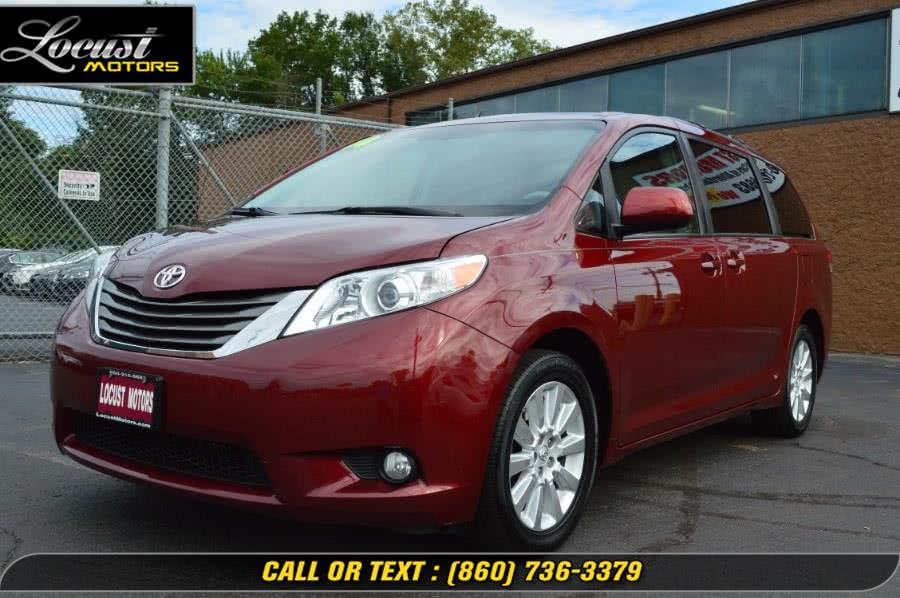 Used 2014 Toyota Sienna in Hartford, Connecticut | Locust Motors LLC. Hartford, Connecticut