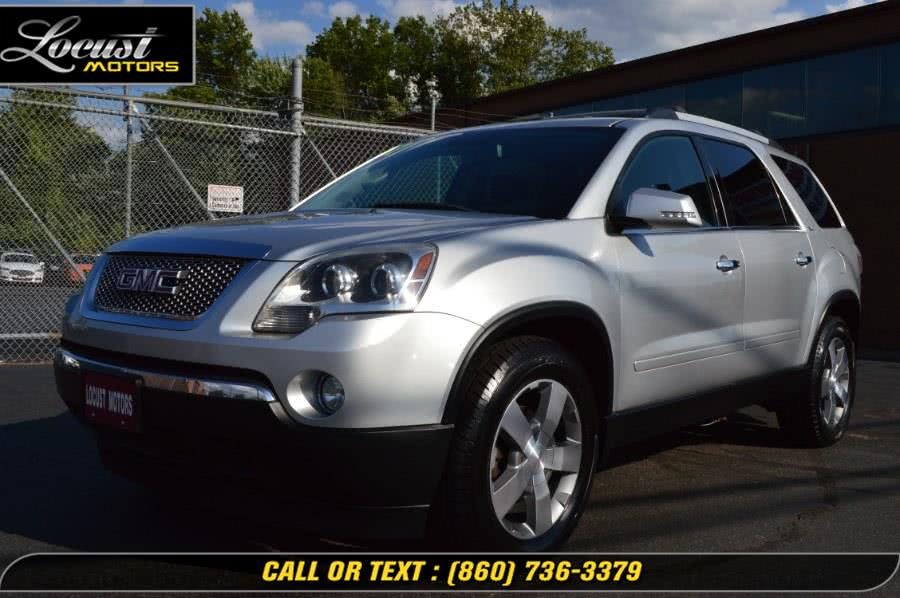 Used 2012 GMC Acadia in Hartford, Connecticut | Locust Motors LLC. Hartford, Connecticut