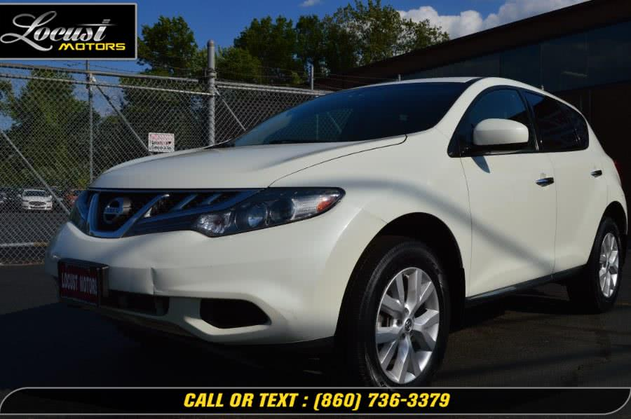 Used 2011 Nissan Murano in Hartford, Connecticut | Locust Motors LLC. Hartford, Connecticut