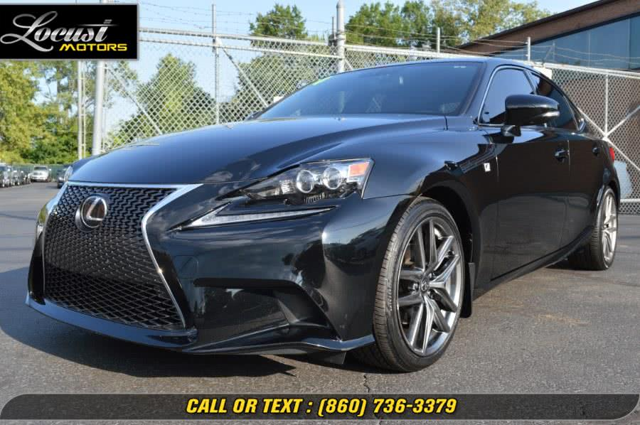 Used 2014 Lexus IS 250 in Hartford, Connecticut | Locust Motors LLC. Hartford, Connecticut