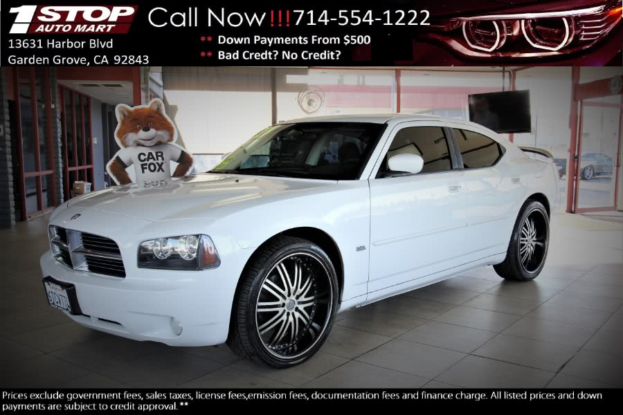 Used 2010 Dodge Charger in Garden Grove, California | 1 Stop Auto Mart Inc.. Garden Grove, California