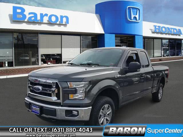 Used 2017 Ford F-150 in Patchogue, New York | Baron Supercenter. Patchogue, New York