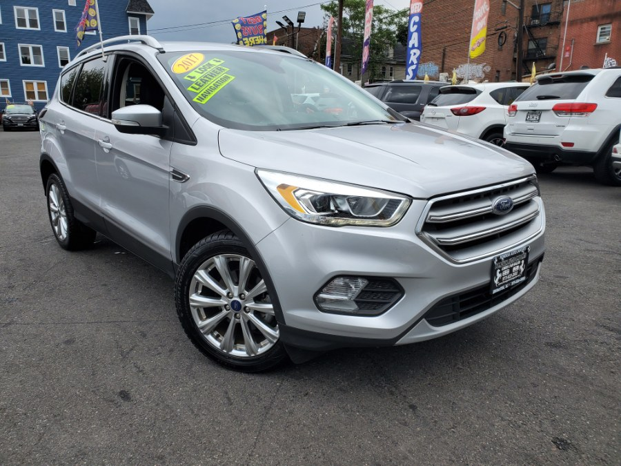 2017 Ford Escape Titanium FWD, available for sale in Irvington, New Jersey | Foreign Auto Imports. Irvington, New Jersey